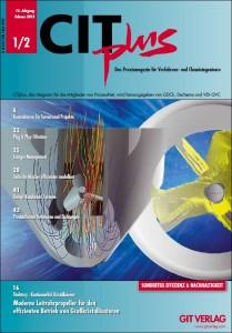 CITplus-Titelseite